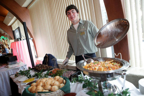 Sports Banquet Caterer
